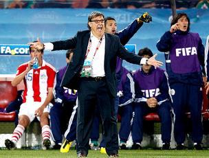 Gerardo Martino técnico Paraguai (Foto: Reuters)