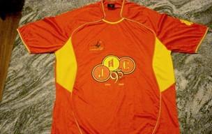 camisa do Jabaquara - especial Pelé
