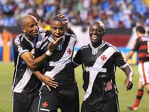 Cesinha gol Vasco (Foto: Reprodução / Flickr do Clube)
