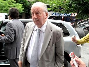 Julio Grondona Presidente da Afa (Foto: Cahê Mota / Globoesporte.com)