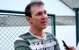 Velloso, ex-goleiro do Palmeiras (Foto: Tiago Leme / Globoesporte.com)