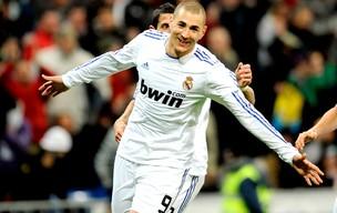 benzema real madrid gol mallorca (Foto: agência Reuters)