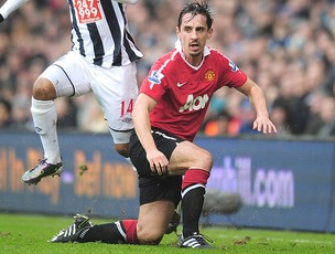 gary neville manchester united (Foto: Getty Images)