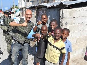 Régis Rösing Haiti (Foto: Divulgação)