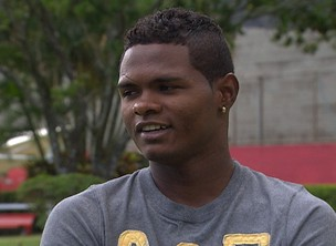 Rosto de Nikão (Foto: Reprodução TV Bahia)