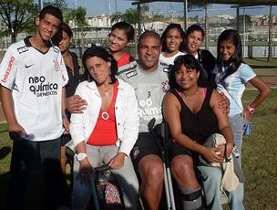 adriano vítimas realengo (Foto: Divulgação/Esporte Espetacular)