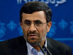 Mahmoud Ahmadinejad, presidente do Irã (Foto: agência Reuters)