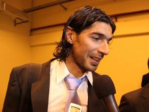 loco abreu uruguai (Foto: Joao Garschagen/Globoesporte.com)