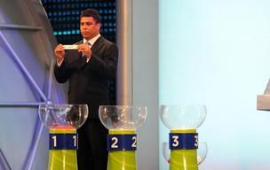 ronaldo sorteio copa do mundo europa (Foto: André Durão/Globoesporte.com)