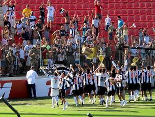 atlético-MG campeão taça BH (Foto: Edgard Maciel de Sá / Globoesporte.com)