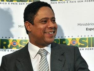 Orlando Silva Ministro do Esporte (Foto: Antônio Cruz/Agência Brasil)