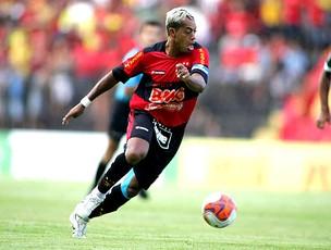 Marcelinho Paraíba no jogo do Sport (Foto: Divulgação / Site Oficial do Sport)