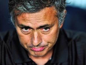 josé mourinho real madrid (Foto: Agência AP)