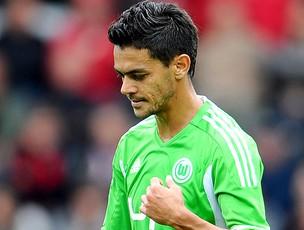 Josué no Wolfsburg (Foto: Getty Images)