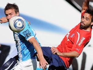 Racing x Independiente  (Foto: Divulgação)