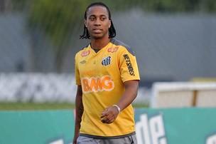 Arouca, do Santos (Foto: divulgação/Santos FC)