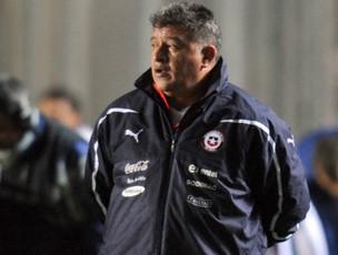 Claudio Borghi, técnico do Chile (Foto: AFP)