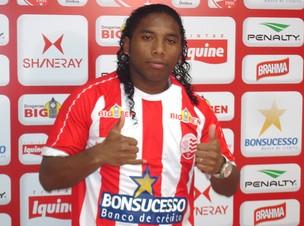 Rafael Xavier (Foto: Divulgação/Náutico)