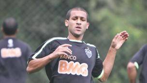 Volante Pierre, do Atlético-MG (Foto: Bruno Cantini / Site oficial do Atlético-MG)