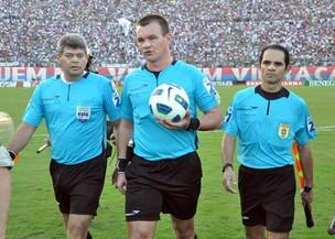 Erich Bandeira, auxiliar pernambucano da Fifa (Foto: Arquivo pessoal)