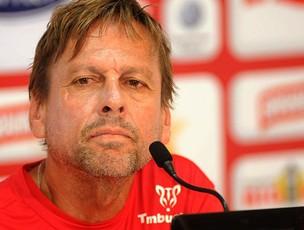 Waldemar Lemos, técnico do Náutico (Foto: Aldo Carneiro)
