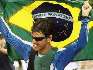 velejador Matheus Dellagnelo (Foto: Divulgação)