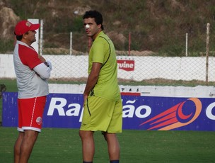 Ronaldo Alves (Foto: Elton de Castro/GloboEsporte.com)