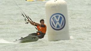 Kitesurfe Wilson Bodete (Foto: Divulgação)