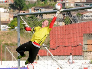 Gideão - Náutico (Foto: Aldo Carneiro)