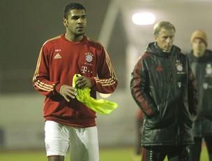 Breno jogando pelo Bayern de Munique (Foto: Divulgação)