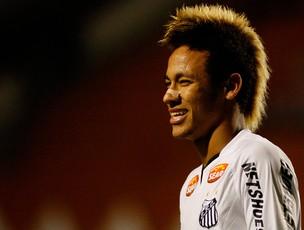 Neymar, Santos x Atlético-GO (Foto: Rodrigo Coca/Agência Estado)