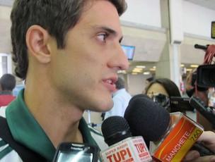 Marquinho, jogador do Fluminense (Foto: Edgar Maciel de Sá/Globoesporte.com)