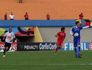 Sport (Foto: Elton de Castro/GloboEsporte.com)