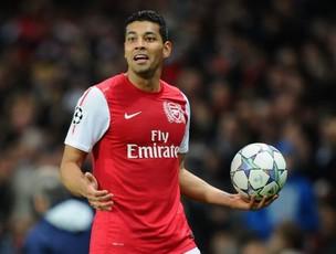 André Santos Arsenal (Foto: Getty Images)