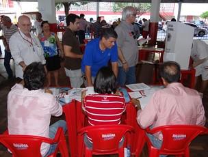 náutico (Foto: Elton de Castro/GloboEsporte.com)