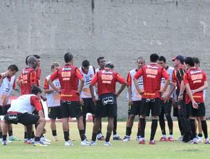 Sport (Foto: Lula Moraes/GloboEsporte.com)
