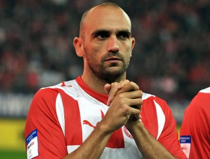 Raul Bravo pelo Olympiacos (Foto: Getty Images)