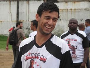 Pelada do Diego Mauricio - Camacho (Foto: Thales Soares/Globoesporte.com)