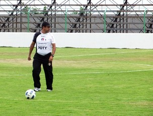 Zé Teodoro - Santa Cruz (Foto: Divulgação/Santa Cruz)