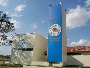 Porto-PE - centro de treinamento (Foto: Tiago Medeiros / GloboEsporte.com)