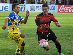 Araripina x Sport (Foto: Aldo Carneiro)