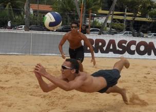 Evandro e Marcelo ficaram em primeiro lugar no Paraibano Sub-21 (Foto: Divulgação)
