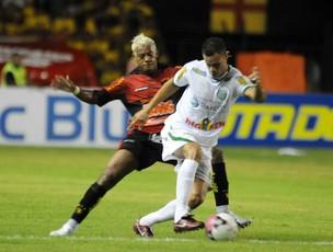 Sport x América-PE (Foto: Aldo Carneiro)