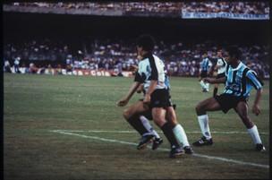 Ceará x Grêmio Copa Brasil 94 3 (Foto: Agência Diário)