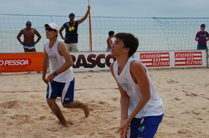 Pedro Santos Vôlei de Praia (Foto: Larissa Keren)