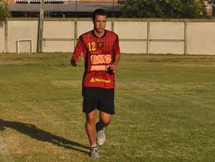 Roberson - Sport (Foto: Divulgação/Sport)