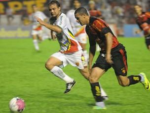 Sport x Petrolina (Foto: Aldo Carneiro)