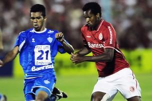 Jô atacante do Inter (Foto: Alexandre Lops/Divulgação Inter)