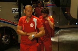 Chagada Inter em Manizales Nei (Foto: Diego Guichard / Ge.com)