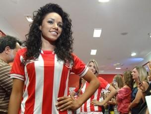 Náutico (Foto: Lula Moraes/GloboEsporte.com)